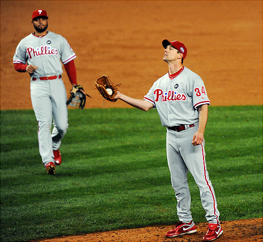 cliff lee phillies world series. Cliff Lee has just signed with