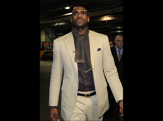 lebron james clothing